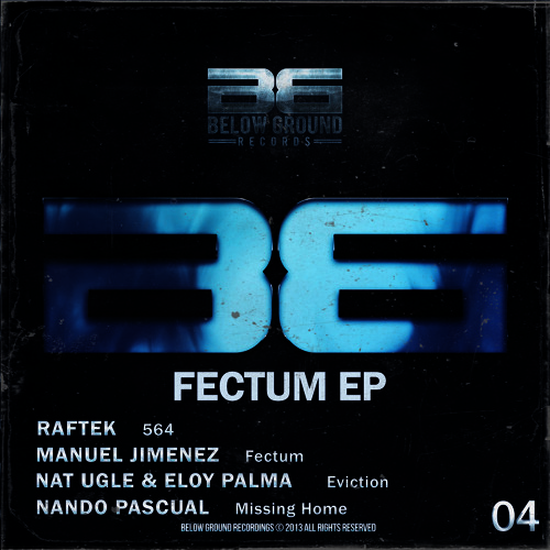 Manuel Jimenez -- Fectum (Original mix)