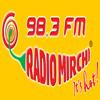 on radio mirchi, it's hot.