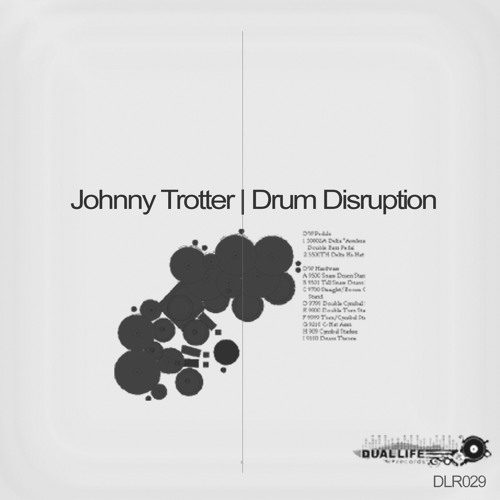 Johnny Trotter - Drum Disruption - Preview - Buy It on Beatport