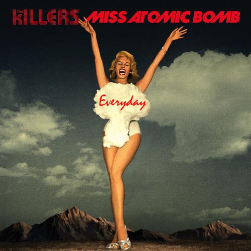 The Killers vs Eric Prydz - Everyday Miss Atomic Bomb (Mikistrello Mash Up)