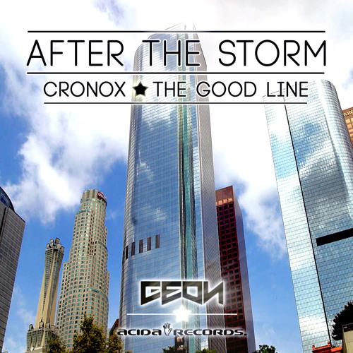 Geon - cronox(Original mix) [Acida records]OUT NOW!!!!!!!!