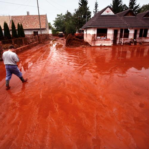 Mud Red