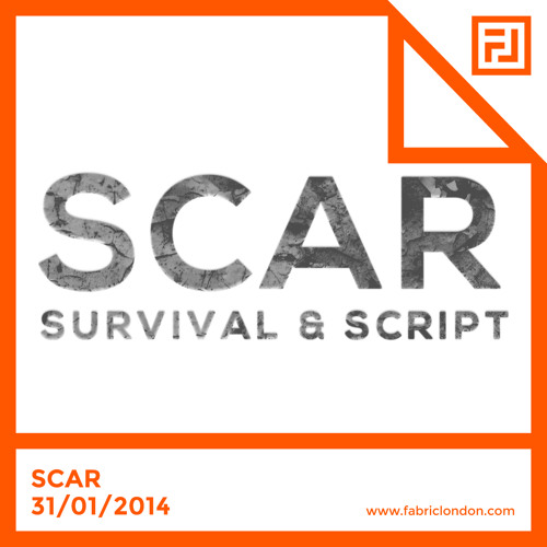 SCAR - FABRICLIVE x Dispatch Mix