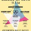 A.N.A.L. @ Circus of Love -Kassel- (11.01.2014)