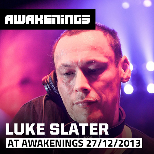 Luke Slater at Awakenings 1997-2001 Special 27-12-2013
