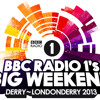 The Saturdays - Ego Live BBC Radio 1's Big Weekend