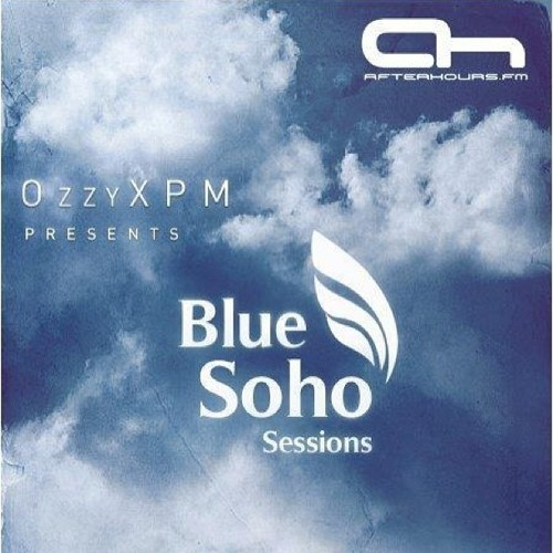 Blue Soho Sessions January 2014