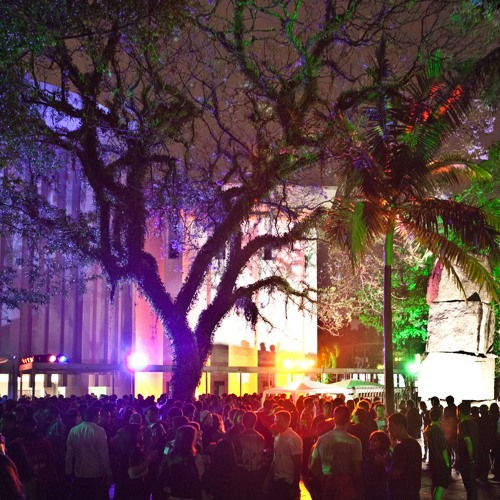 Pete Herbert - Green Sunset Party -  MIS museum, Sao Paulo Oct 2013