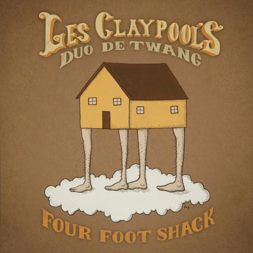 Les Claypool's Duo De Twang - Man In The Box