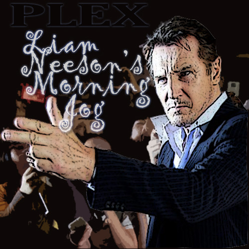 Liam Neeson's Morning Jog