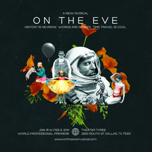On The Eve, A New Musical, Local Playlist