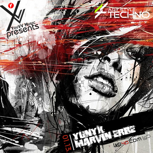 Art Style: Techno   YouVV-music.com Presents [Part 2] : Marvin Erbe [2014.01.13]