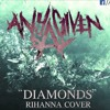 Diamonds (Rihanna Metal Cover) Official Music Video