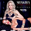 Shakira Ft Rihanna - Cant Remember To Forget You (Naxsy Club Remix) 130 BPM