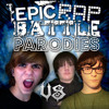 VideoGameRapBattles vs ERBParodies. Epic Rap Battle Parodies 35. (Season 2 Finale)