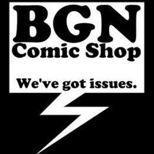 BGN Comic Shop