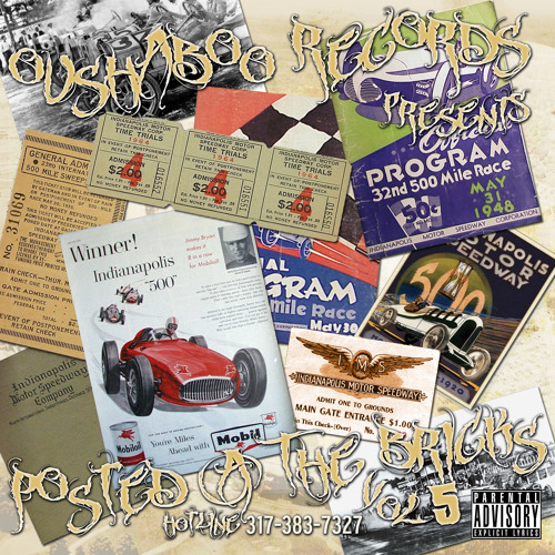 Posted @ The Bricks Vol #6 (2010)