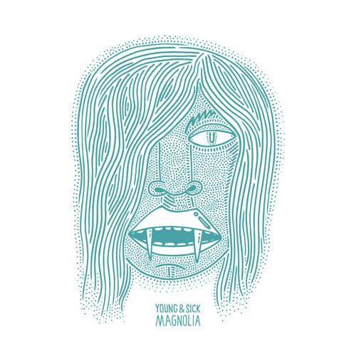 """Magnolia 7"""""""