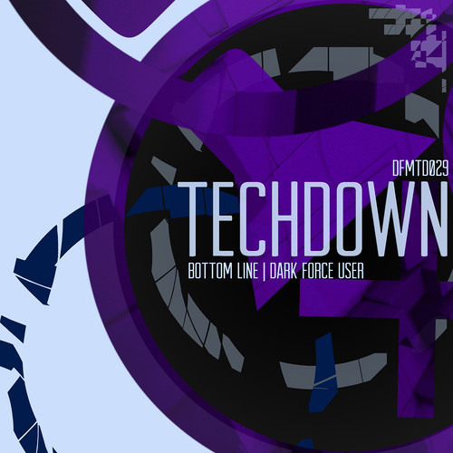 techdown - dark force user (demo) out now
