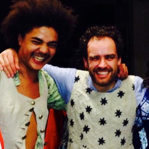 Nuno Dos Santos & Tsepo b2b @ Trouwens - Trouw Amsterdam (01/01/2014)