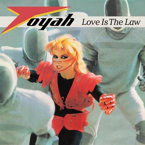 Toyah - Time Is Ours