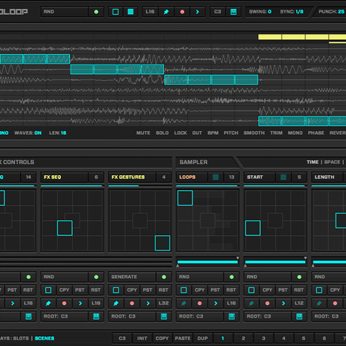 [Loops] Loops for Twisted Tools' UltraLoop instrument...