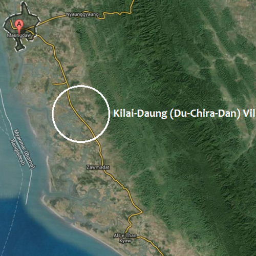 Interview with Witness to violence in Duchiradan Village In Maungdaw