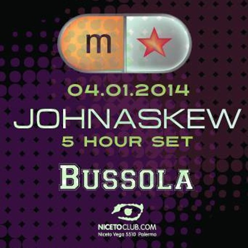 JOHN ASKEW - 5 HR SET LIVE FROM MAGIC - NICETO JAN 04 - 2014