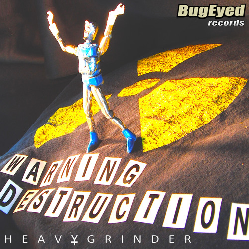 Warning Destruction *Short Preview*  OUT NOW on Bugeyed Records