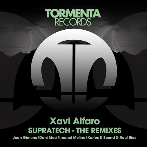 Xavi Alfaro - Supratech (Dani Masi mix) Soundcloud Preview 96kbpss (Available January 23)