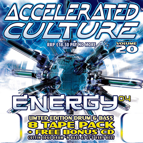 DJ Nicky Blackmarket Feat. MC's Navigator & Fearless - Accelerated Culture Volume 20 Energy 04