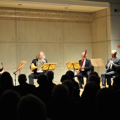 """Bläser Quintett Nr.1 """"Hymnen"""" - Audio mit Note Performer für Sibelius erzeugt"""