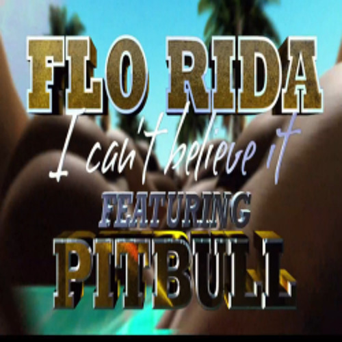Flo Rida ft. Pitbull - Can't Believe it ( DJ ilkkan Akpolat Remix ) Teaser