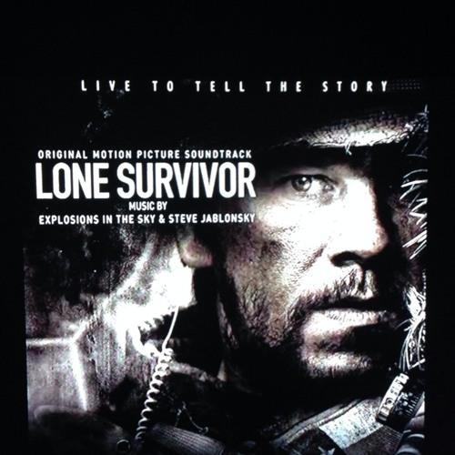 """Lone Survivor""""Waking up"""""""