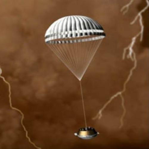 Huygens: Alien winds descent