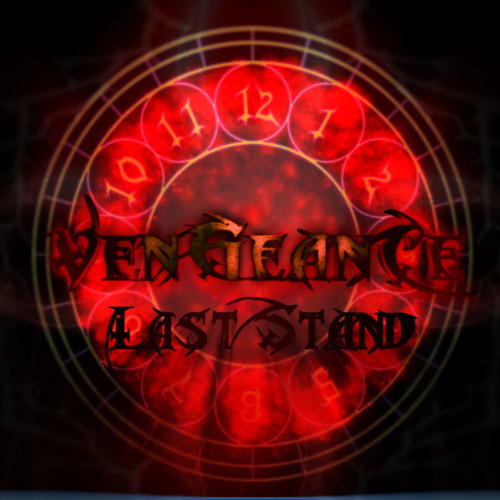 Vengeance - Xenon- Unmastered Demo- Your opinion Decides its Fate \m/¬¬\m/