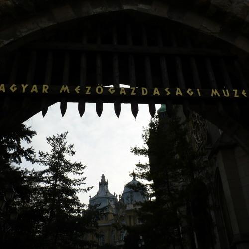 BudaPest - Magyar MezoGazdaSagi Muzeum -2
