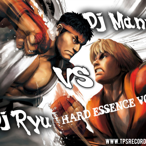 DJ Manel Vs Dj Ryu - Hard Essence Vol.2 (Sesion Promocional)