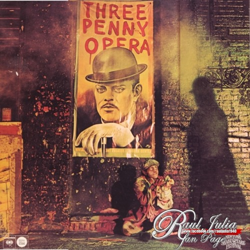 Ballad Of Immoral Earnings (The Threepenny Opera 1976)