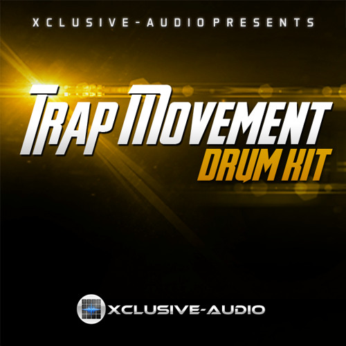 FREE DRUM KIT - Trap Movement Loop - 125 BPM (DL Link in Description