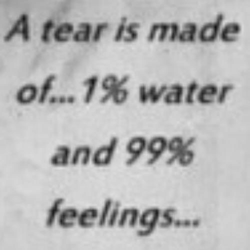 Real tears