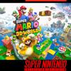 Super Mario 3D World - Hands-on Hall (SNES Version)