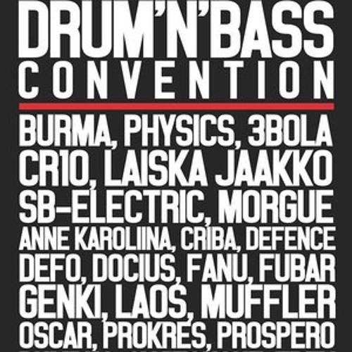 DJ Trey Helsinki Drum And Bass Convention Promo Mix