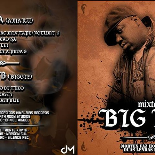 MORTEX - BIG PAC MIX-TAPE COMPLETA (FULL TAPE) MIXED AND SCRATCH BY DJ MORTEX