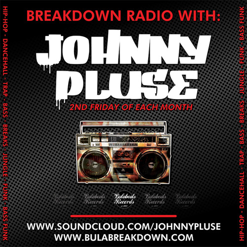 BREAKDOWN RADIO - JANUARY  2013- BULABEATS RECORDS