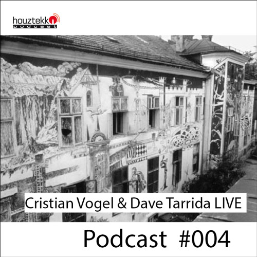 Cristian Vogel & Dave Tarrida (LIVE) @ Houztekk Elektromotor, Linz