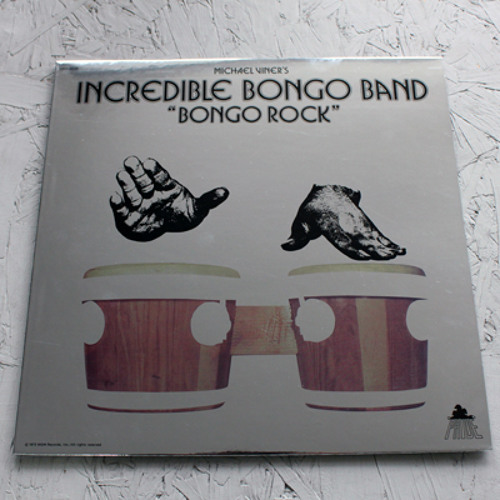 Incredible Bongo Band - Bongo Rock: 40th Anniversary Edition