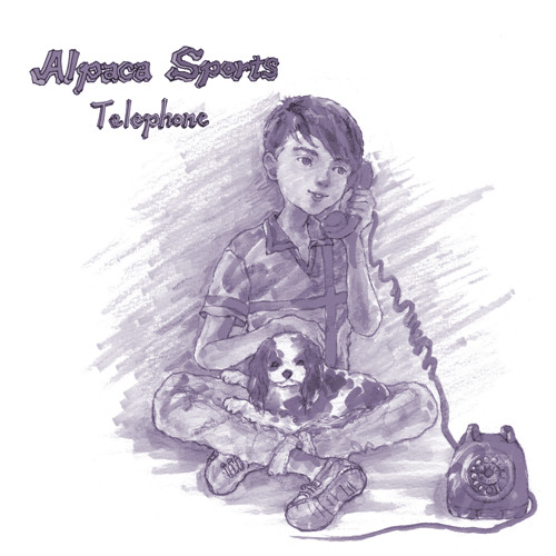 Alpaca Sports - Telephone (Pale Spectres Remix)