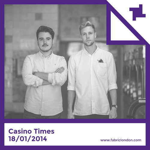 Casino Times - fabric x Wolf Music Promo Mix