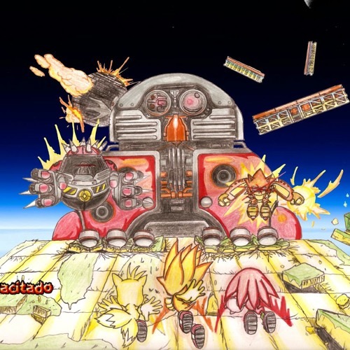 sonic 3 & knuckles Final Boss remix by sonicfandude playlists on